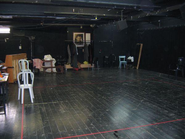 rehearsal-room